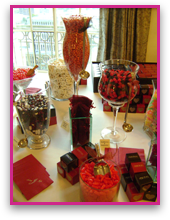 Candy Buffet Spread
